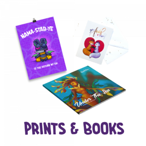 Prints & Books